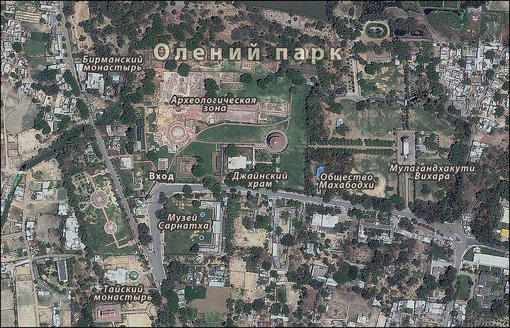 Sarnath long plan