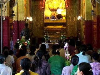 Бирма - Маха Муни (Burma - Maha Muni)