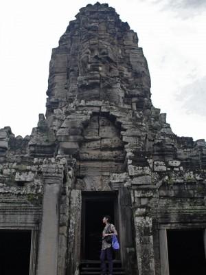 Ангкор - Байон (Angkor - Bayon)