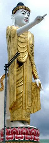 Бирма - Будда (Burma - Buddha)