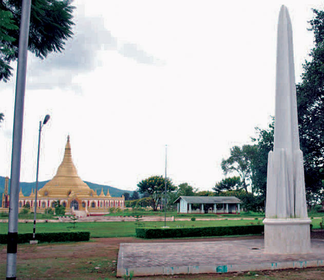 Бирма - Шведагон (Burma - Shwedagon)