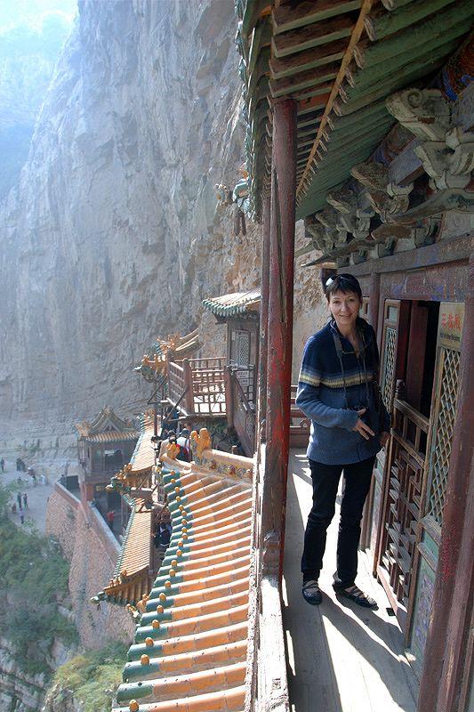 «Висячий монастырь» Сюанькун Сы (Сюанькун-сы, Xuankong Si)