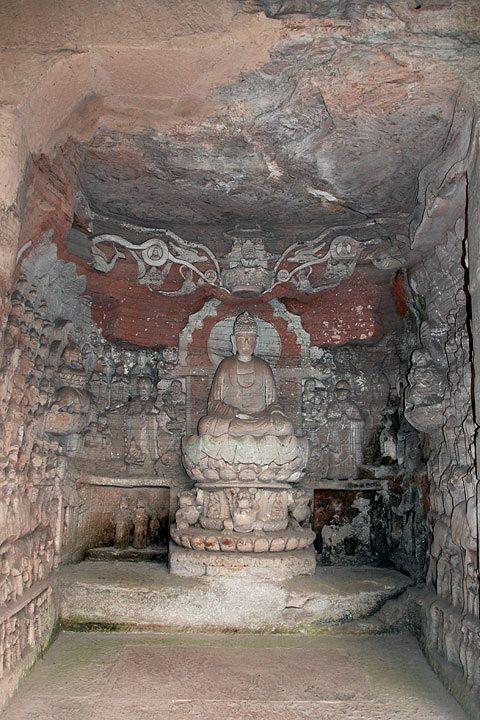 Дацзу - Бэйшань (Dazu - Beishan)