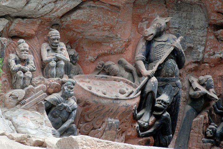 Dazu-Baodingshan