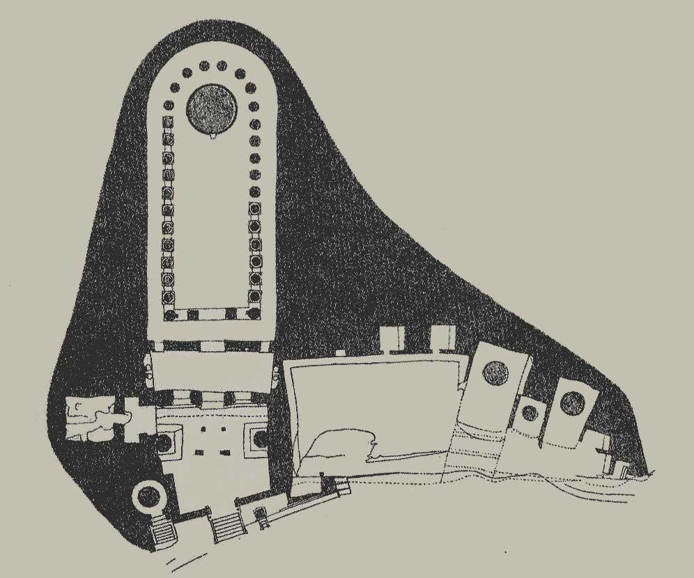 Kanheri floor plan