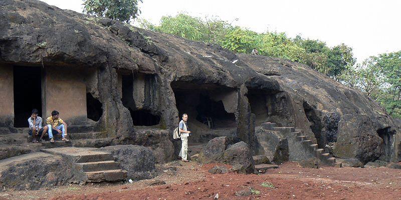 Буддистский пещерный монастырь Кондивита/Махакали (Kondivita/Mahakali Caves)