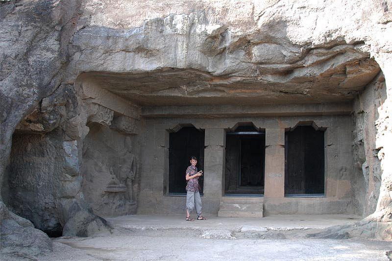 Буддистские пещеры Аурангабада (Aurangabad caves)