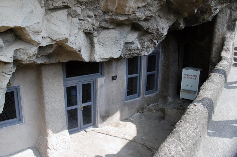 Буддистский пещерный комплекс Аджанта (Ajanta Caves)