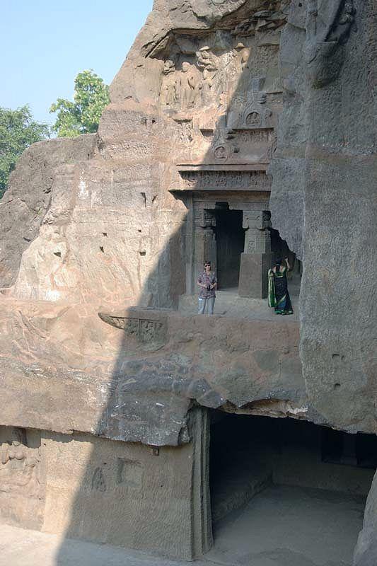 Пещерные храмы и монастыри Эллоры (Пещеры Эллоры, Ellora Caves)