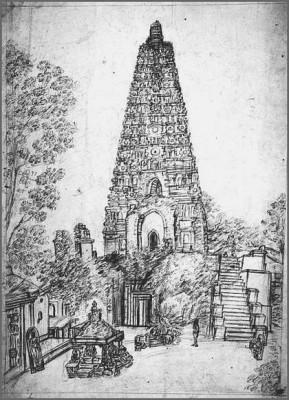 Храм Махабодхи