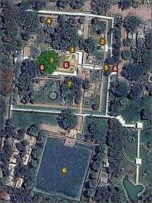 храм Махабодх