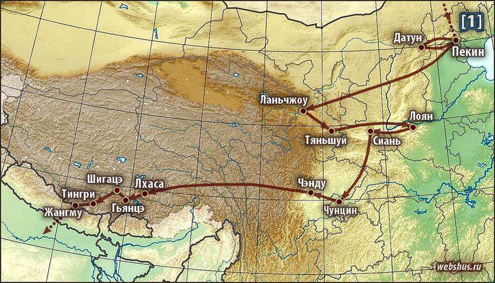 Китай по околице-1 (октябрь 2010)