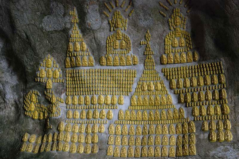 Пещера Саддан (Saddan cave near Hpa-An)