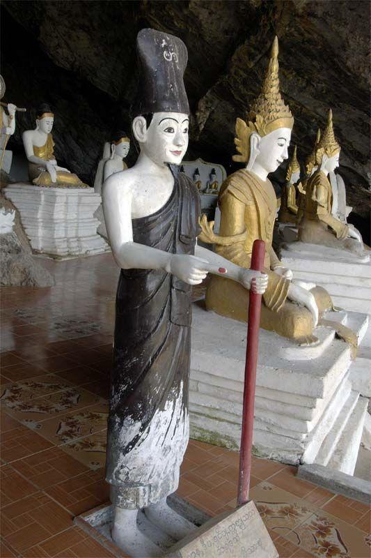 Пещера Яти (Ya Thei Pyan (Byan) Cave)