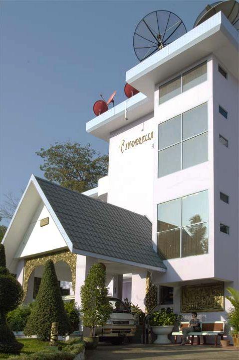 Моламьяйн (Mawlamyine) - Hotel Cinderella