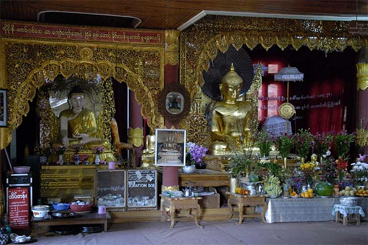 Янгон-Хехо-Кало (Yangon-Heho-Kalaw)