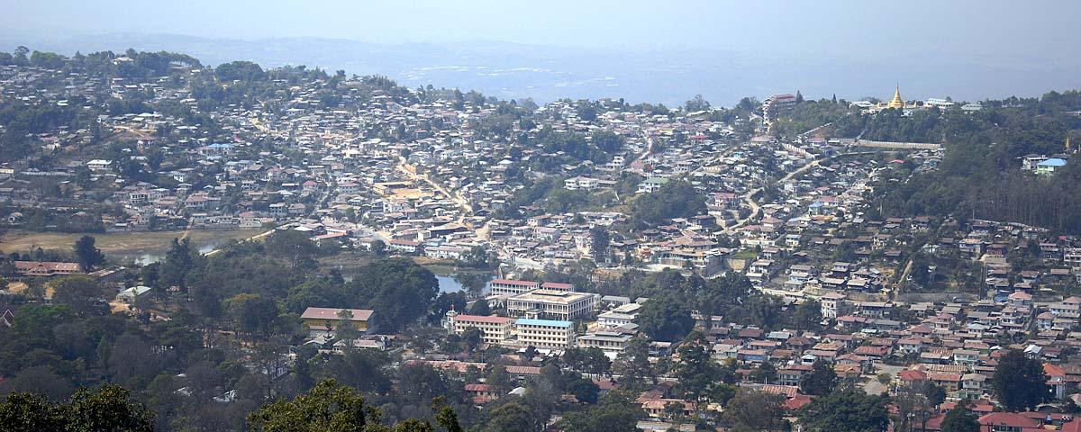 Таунджи (Taunggyi)