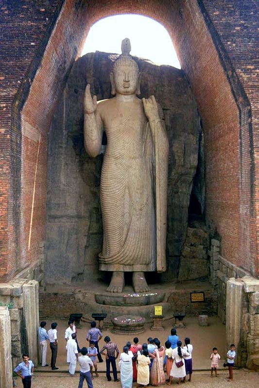 Avukana-Buddha