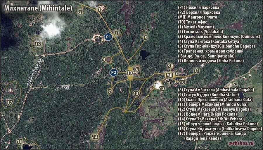 План Михинтале (Mihintale plan)