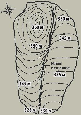 Sigiriya levels