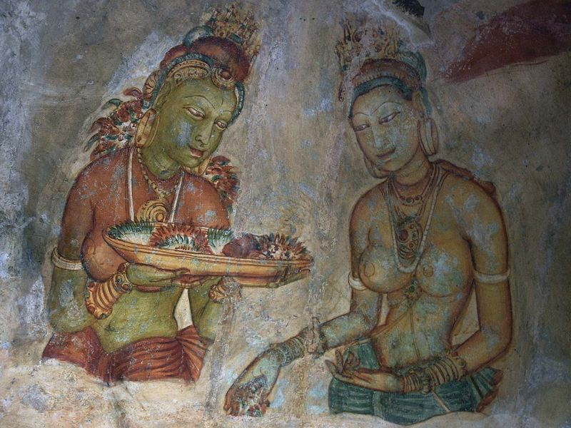 Сигирия (Sigiriya)
