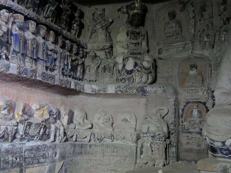 Пещеры Хуаянь (Huayan caves)