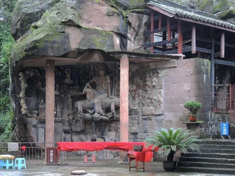 Пилудун (Piludong Rock Carving)