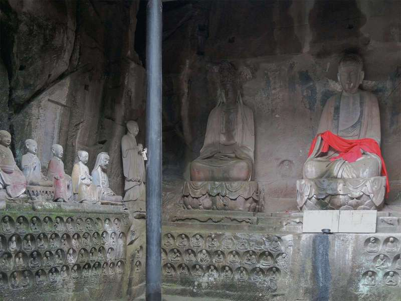 Пилудун (Piludong Rock Carving)