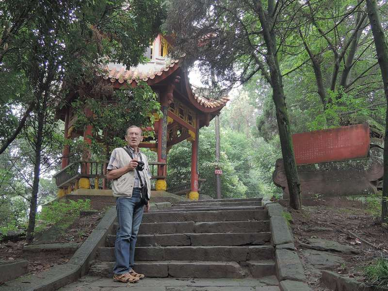 Цяньфочжай (Thousand buddhas village)