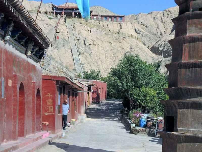 Вэньшушань (Wenshushan)
