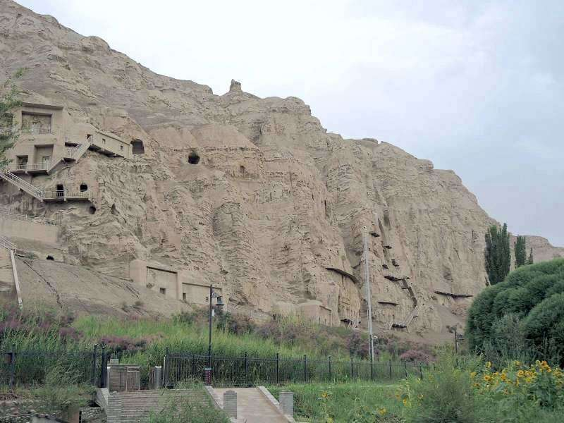 Kizil (Qizil) Thousand Buddha Caves