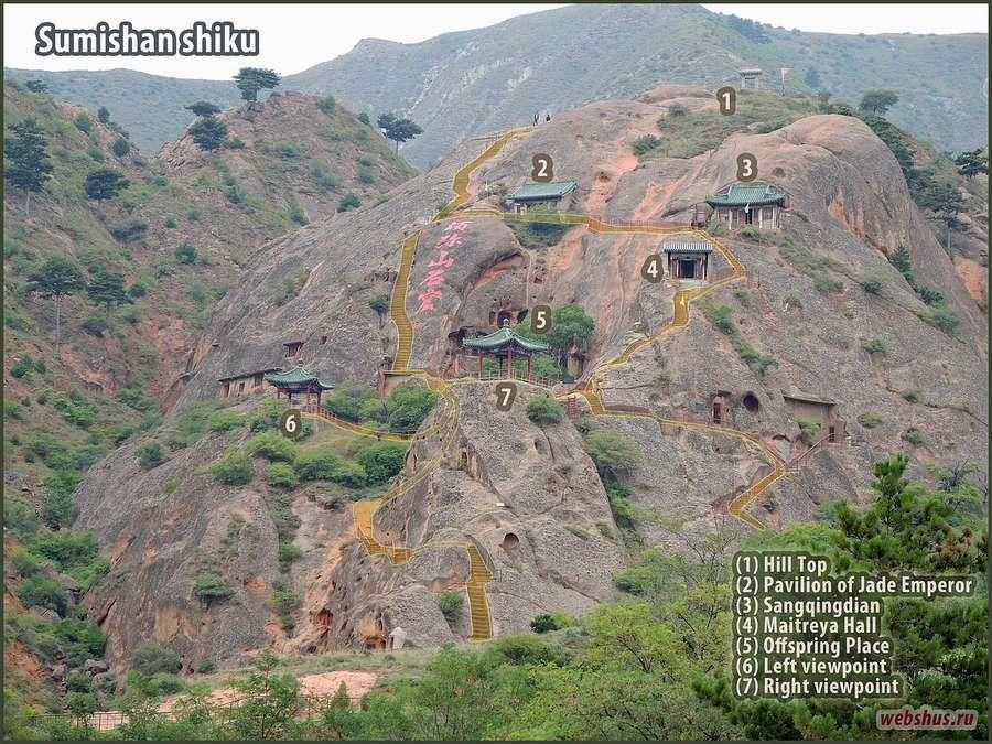 Sumishan view plan