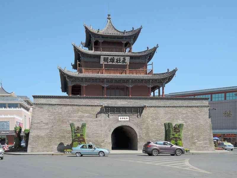 Цзюцюань/Сучжоу (Jiuquan/ Suzhou)