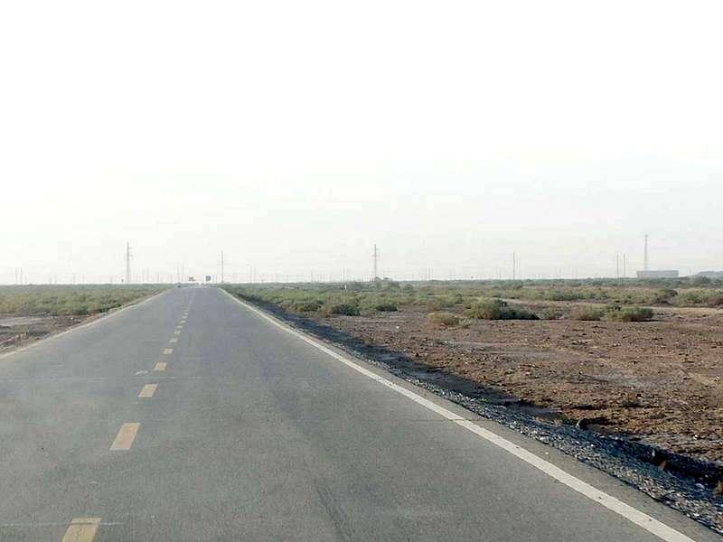 Kucha-Korla Road