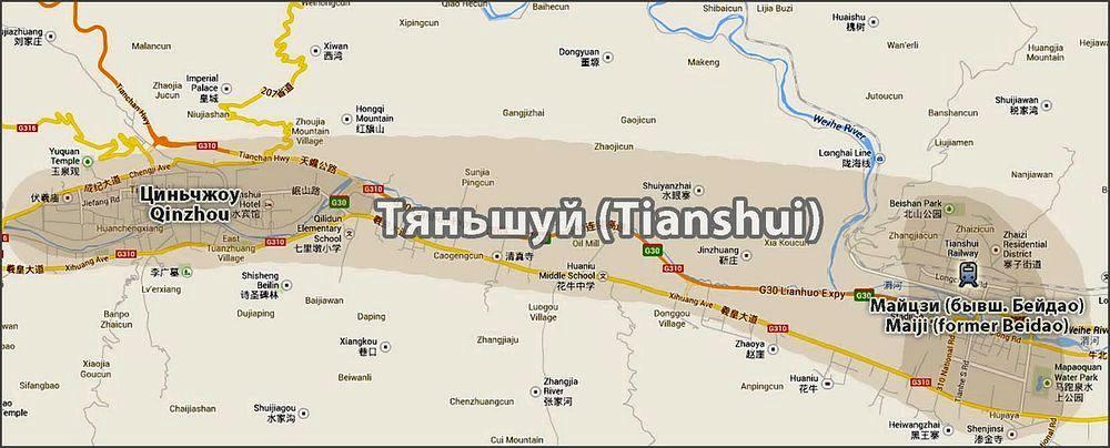 Tainshui_area_plan-map