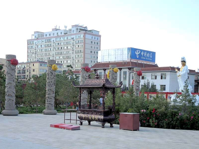 Увэй (Wuwei)