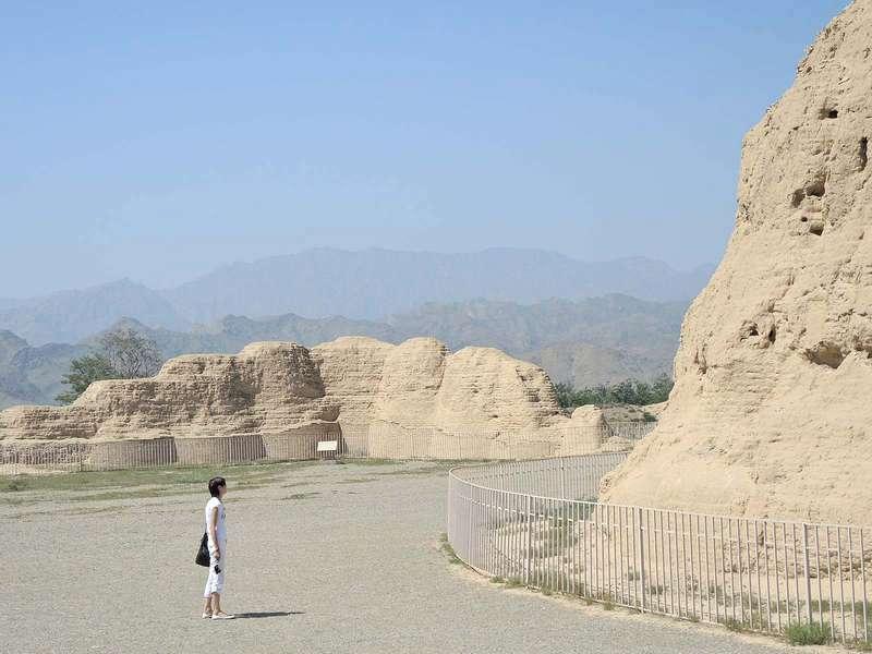 Ynchuan Western Xia tombs (Иньчуань Гробницы правителей Си Ся)