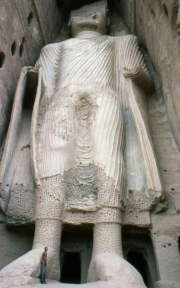 Bamiyan (East Buddha)