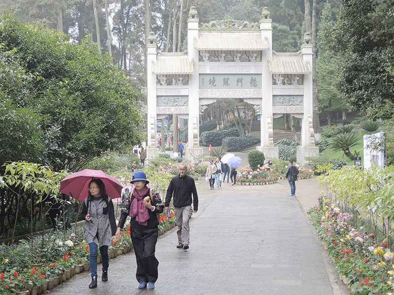 Куньмин Сишань (Kunming Xishan)